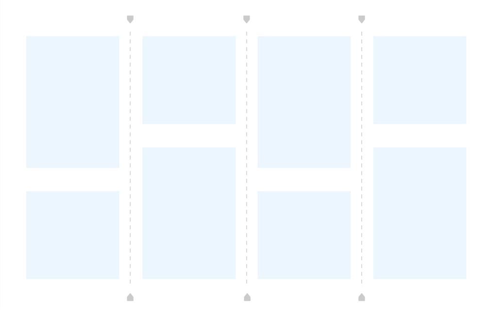 Grid layout control