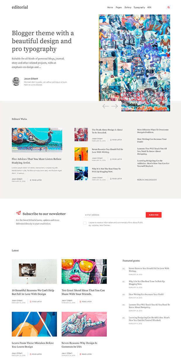 Gray Website Color Scheme