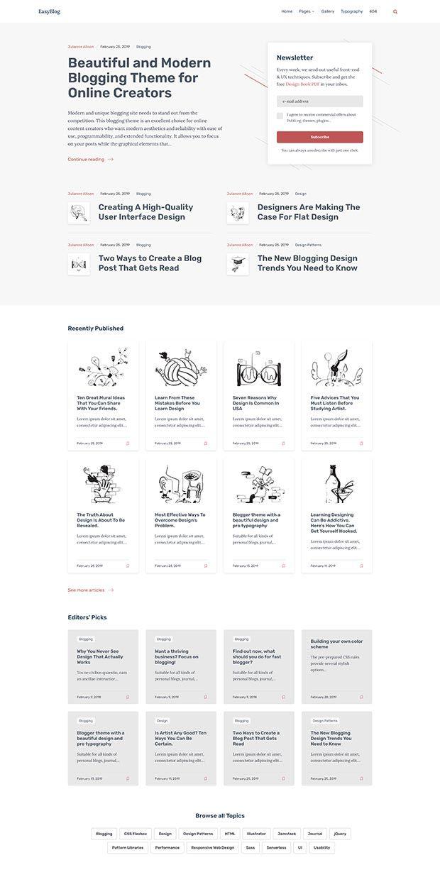 Burgundy Website Color Scheme