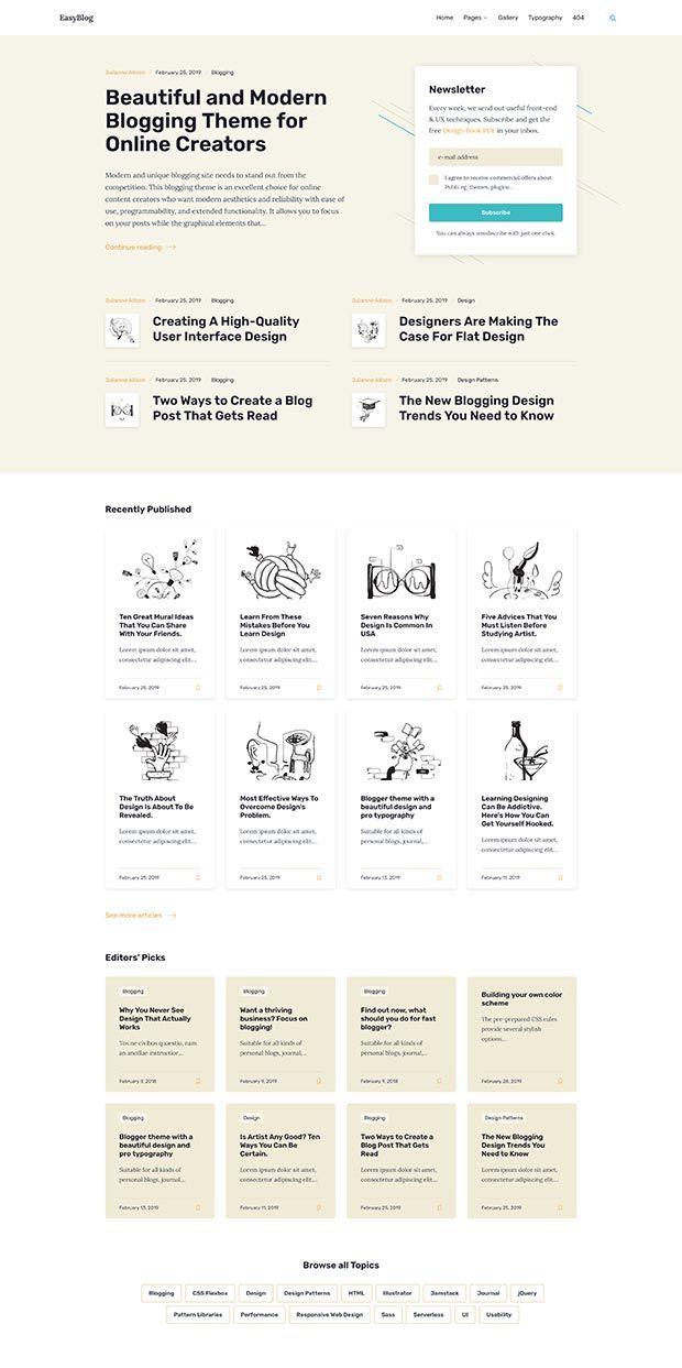 Mint-beige Website Color Scheme